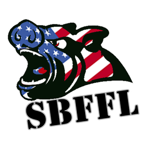 SBFFL Throwback Logo